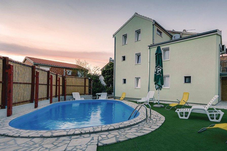 Apartment in Croatia, Ražanj