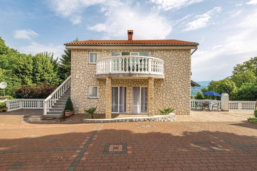 Apartment in Croatia, Bregi