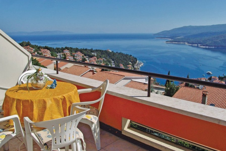 Apartment in Croatia, Rabac