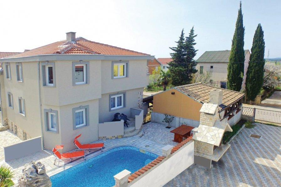 Villa in Croatia, Kakma