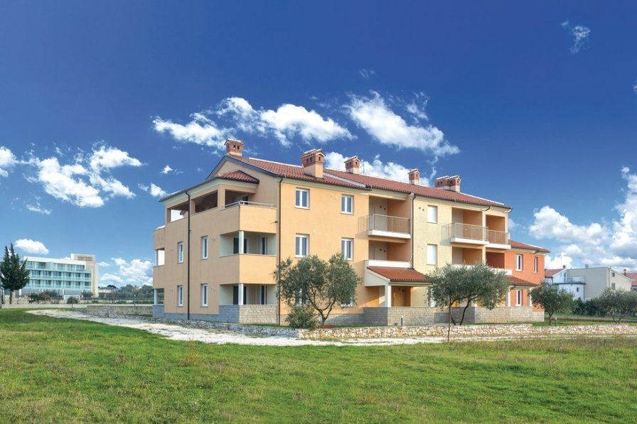 Apartment in Croatia, Crveni Vrh