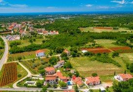 Villa in Mičetići, Croatia