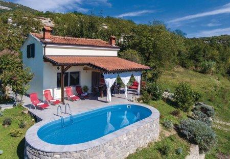Villa in Strana, Croatia