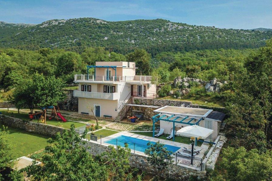 Villa in Croatia, Kučiće