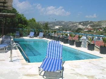Villa in Cyprus, Kalavasos: Swimming pool