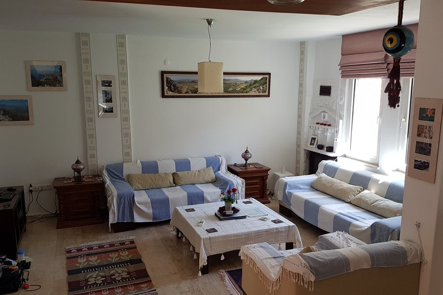 Villa in Turkey, Gulpinar area