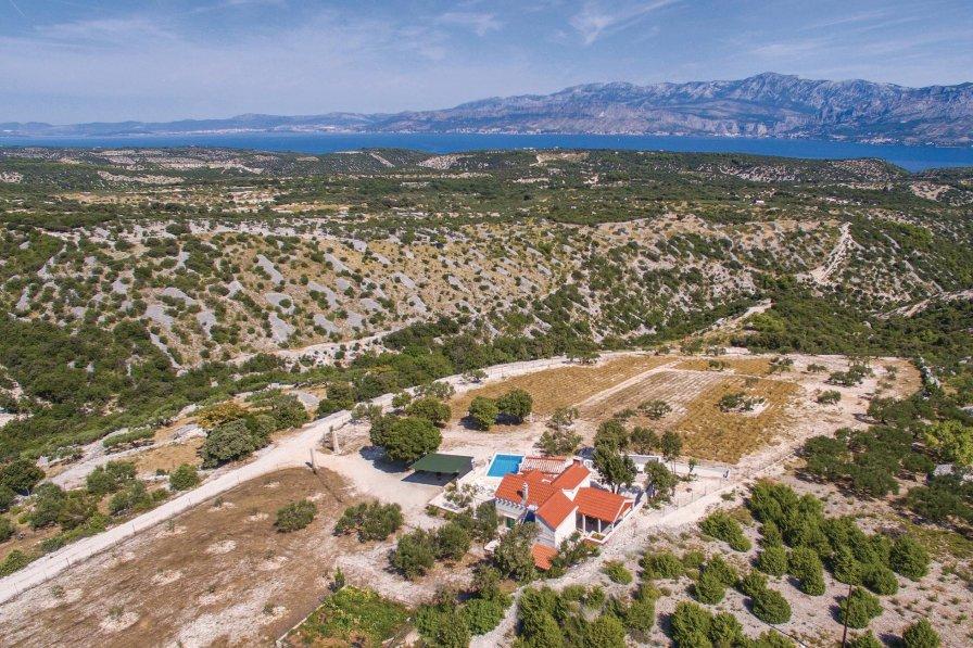 Villa in Croatia, Pražnica