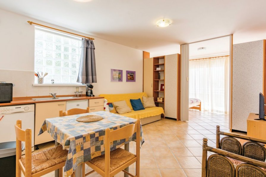 Studio apartment in Croatia, Pula