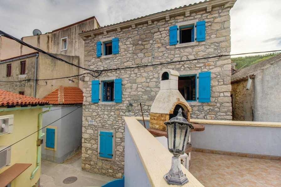 Apartment in Croatia, Susak Island