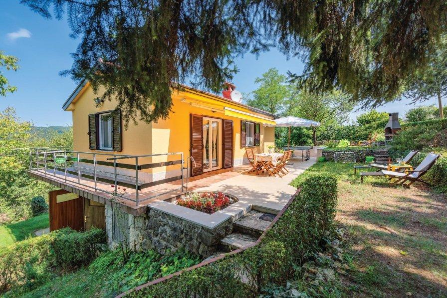 Villa in Croatia, Pazin