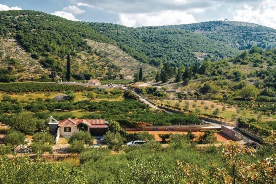Villa in Croatia, Dol: OLYMPUS DIGITAL CAMERA