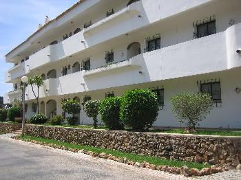 Apartment in Portugal, Vilamoura: Building