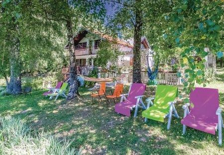 Villa in Breze, Croatia