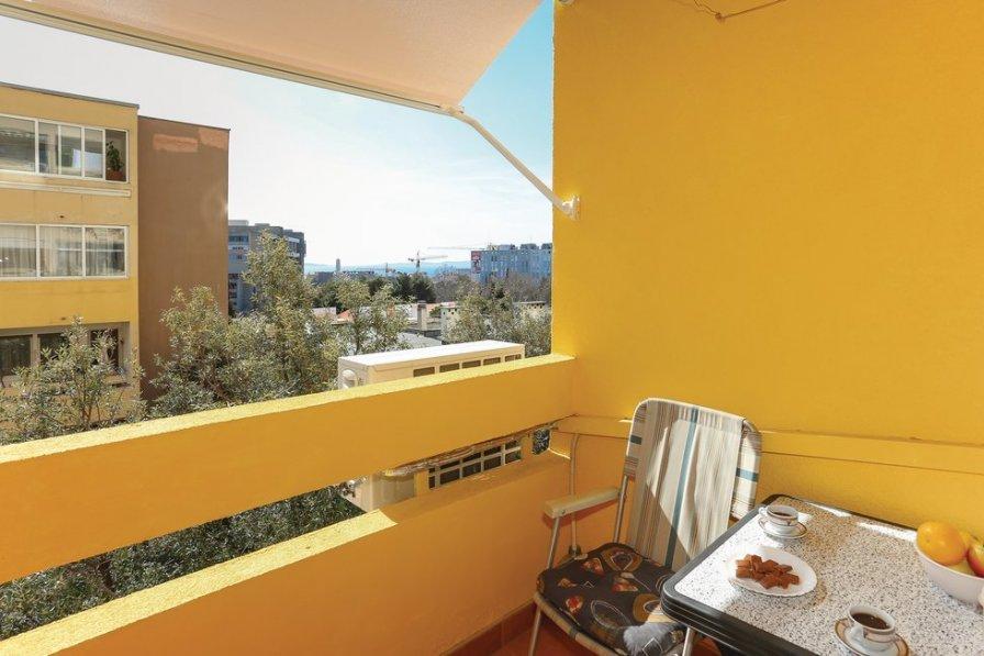 Studio apartment in Croatia, Split