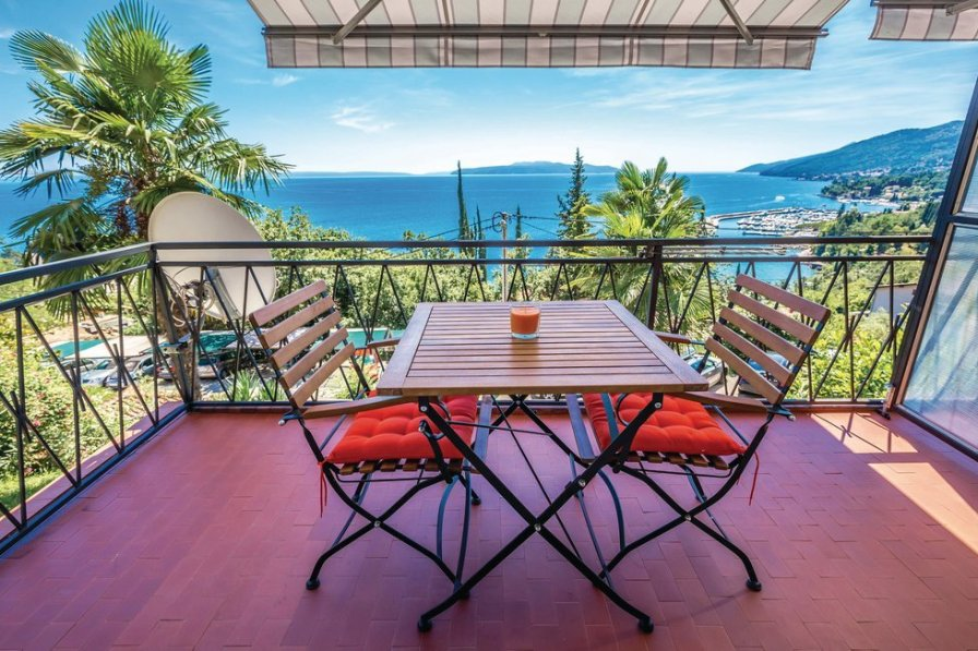 Apartment in Croatia, Opatija