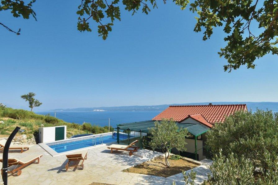 Villa in Croatia, Duće