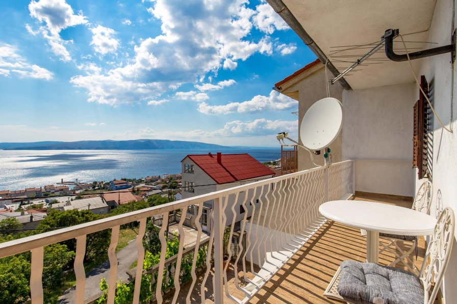Apartment in Croatia, Senj