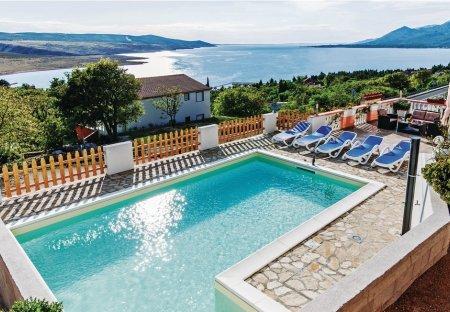 Villa in Rovanjska, Croatia