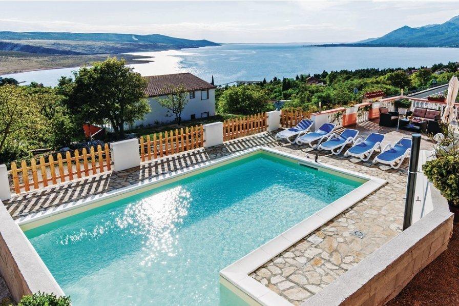 Villa in Croatia, Rovanjska