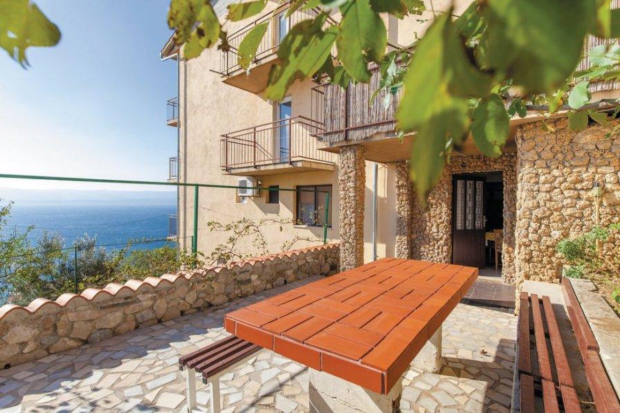 Apartment in Croatia, Marušići
