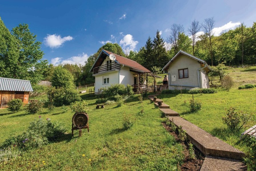 Villa in Croatia, Kaluđerovac