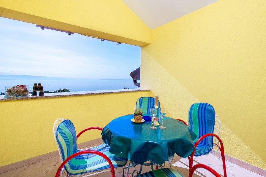 Apartment in Croatia, Oprić
