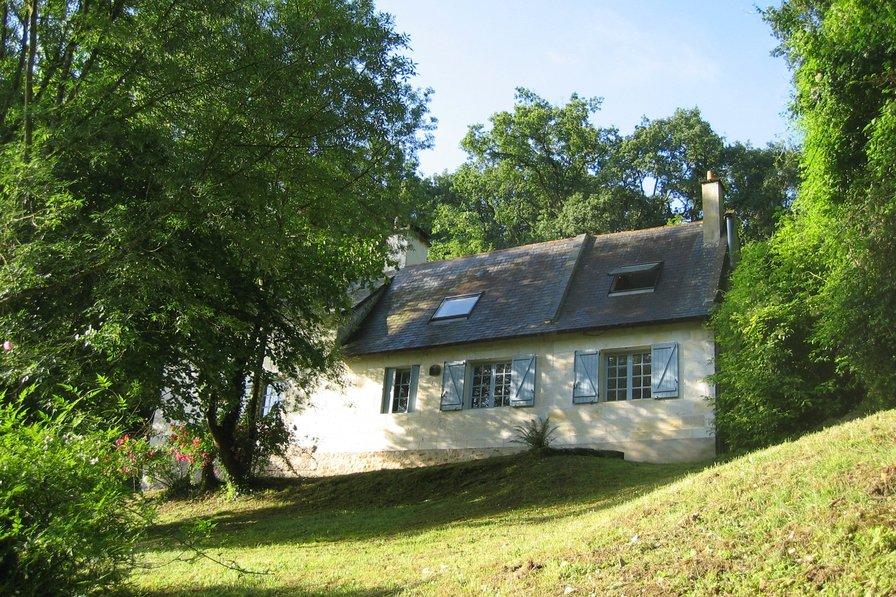 Cottage in France, Gennes-Val-de-Loire