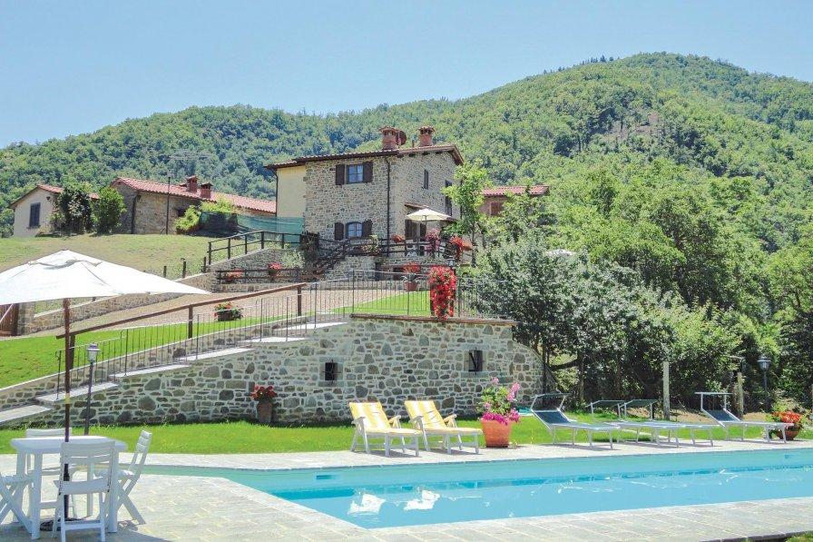 Villa in Italy, Monte Borgnoli