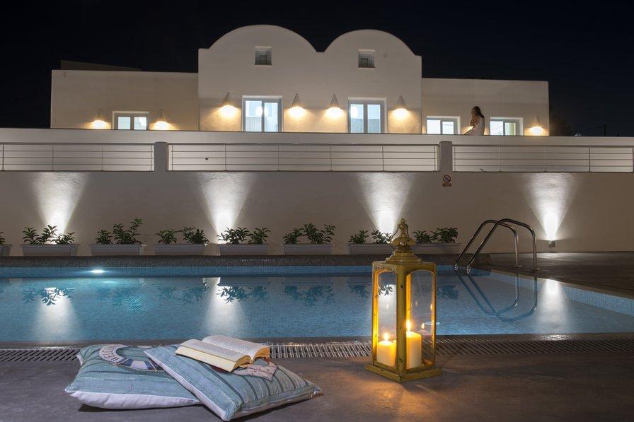 Villa in Greece, karterados