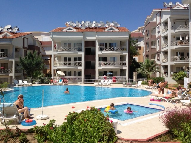 Apartment in Turkey, Side: soak up the sun....