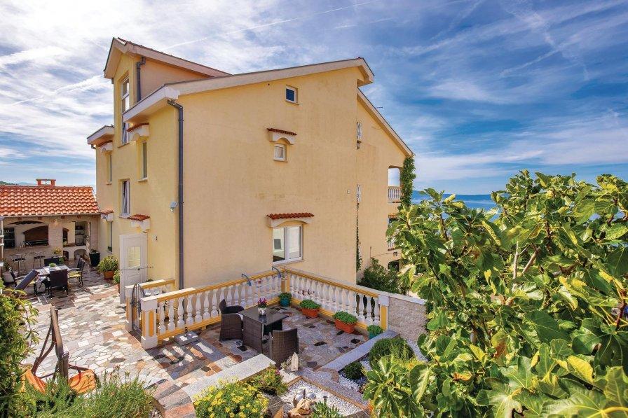 Studio apartment in Croatia, Crikvenica