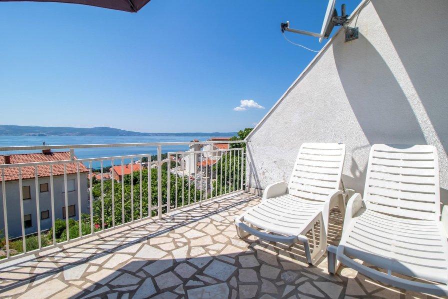 Apartment in Croatia, Novi Vinodolski