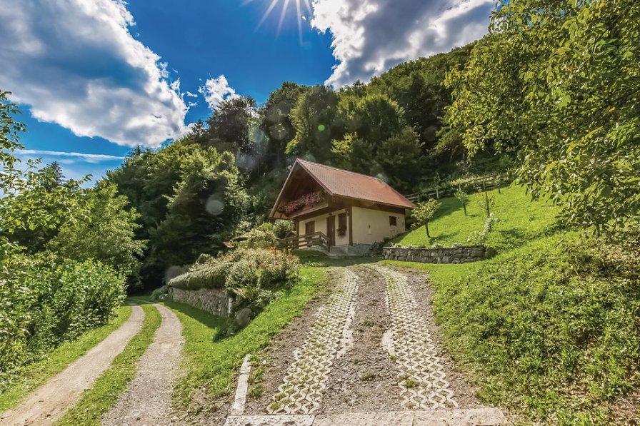 Villa in Croatia, Zapeć