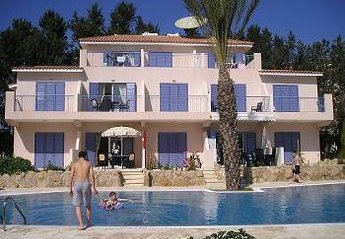 Villa in Cyprus, Universal: Paradise Villa - 3 bed villa with direct access to large shared pool
