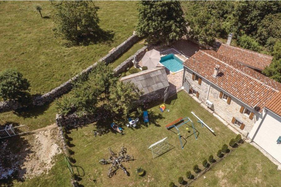Villa in Croatia, Matijaši