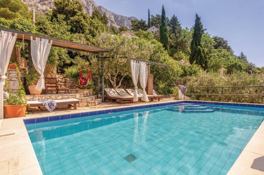 Villa in Croatia, Mimice