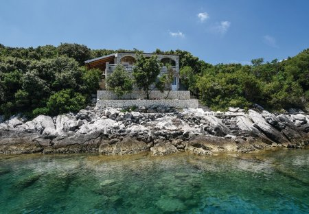 Villa in Osobjava, Croatia