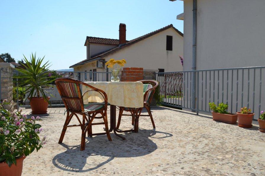 Studio apartment in Croatia, Jelsa