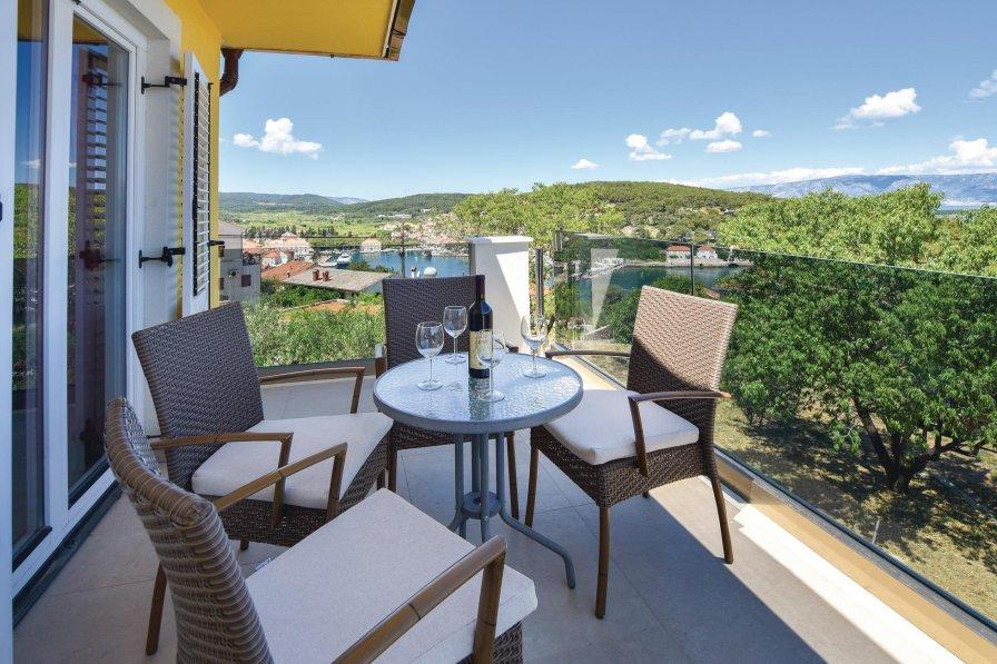 Apartment in Croatia, Jelsa