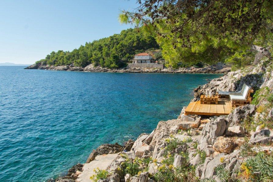 Villa in Croatia, Gdinj