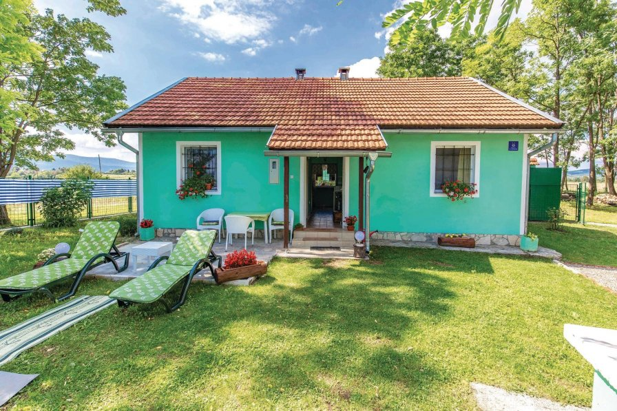 Villa in Croatia, Janja Gora
