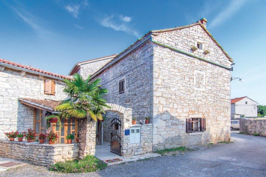 Villa in Croatia, Čabrunići