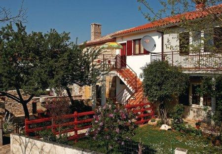 Villa in Hrboki, Croatia