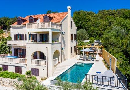 Villa in Slano, Croatia
