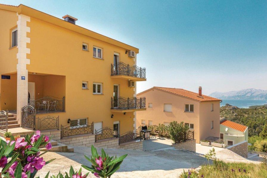 Apartment in Croatia, Krvavica