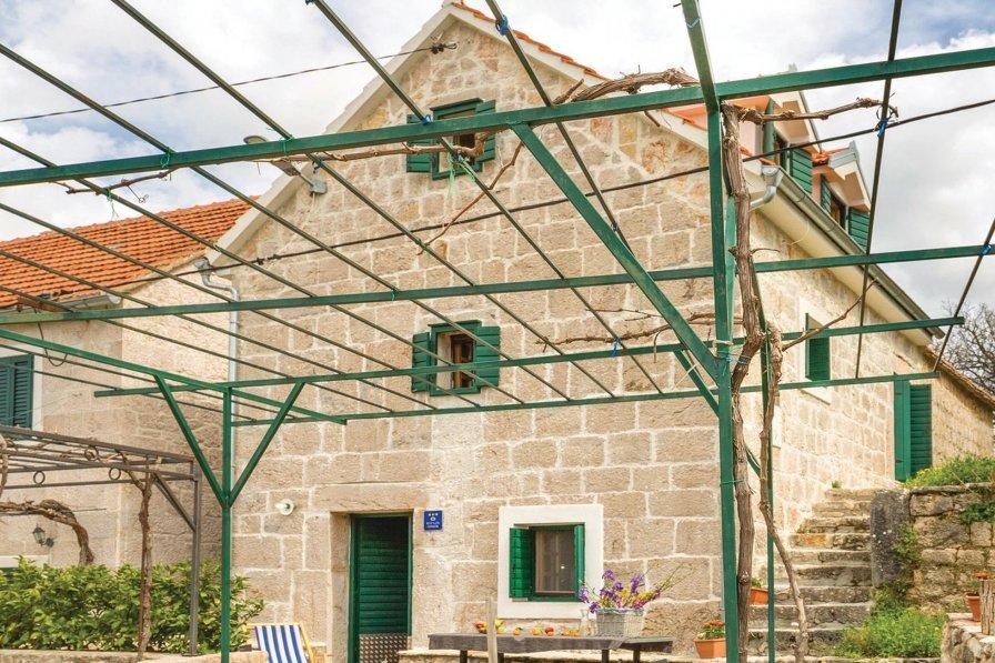 Villa in Croatia, Cista Provo