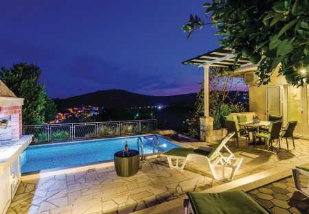 Villa in Brašina, Croatia