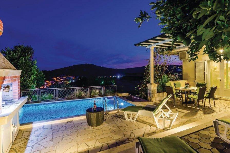 Villa in Croatia, Brašina