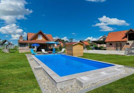Villa in Poljana (Vrbovec), Croatia