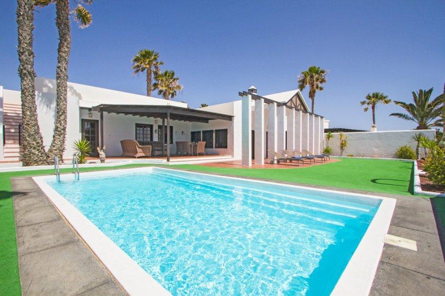 Villa in Spain, Costa Teguise